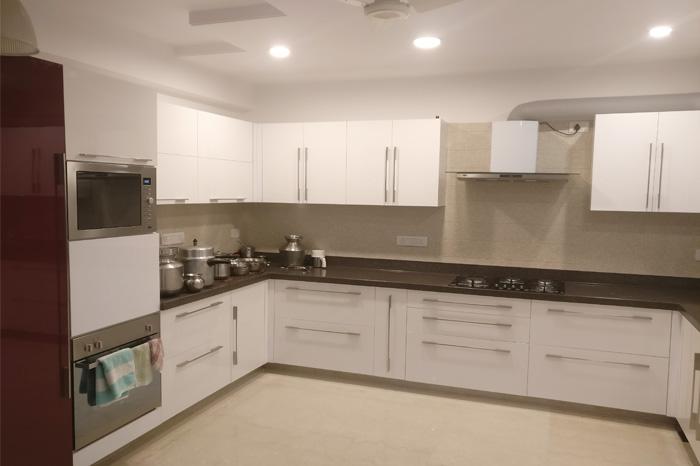 Latest Modular Kitchen Designers Manufacturers Kitchen